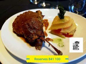 Restaurant Borda Xixerella borda amb cuina de proximitat, mediterrania i de muntanya