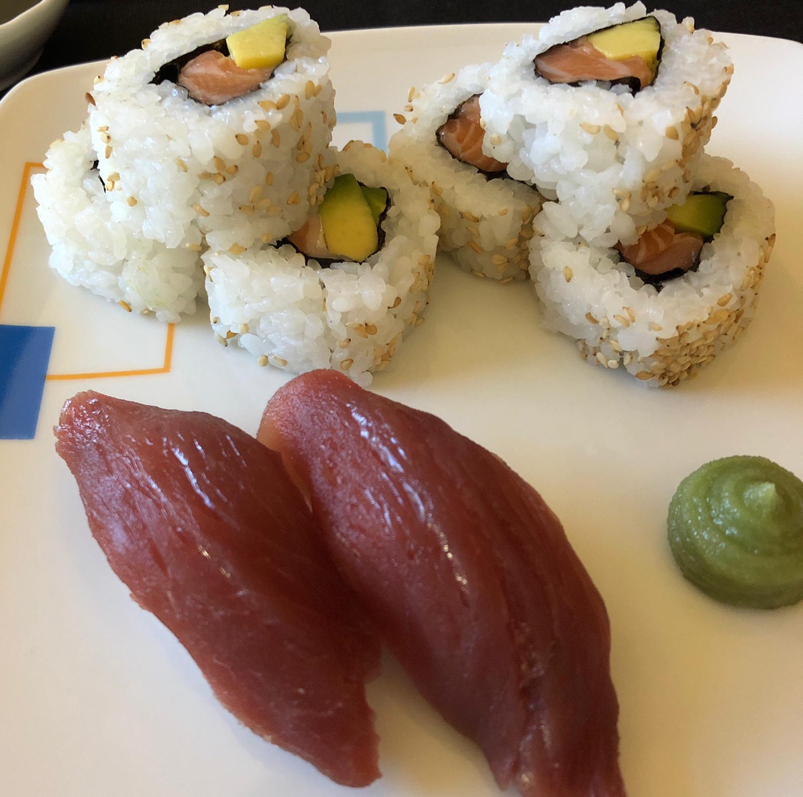 1es Jornades de Cuina Japonesa, amb una gran varietat de suggeriments a la BordaXixerellaRestaurant