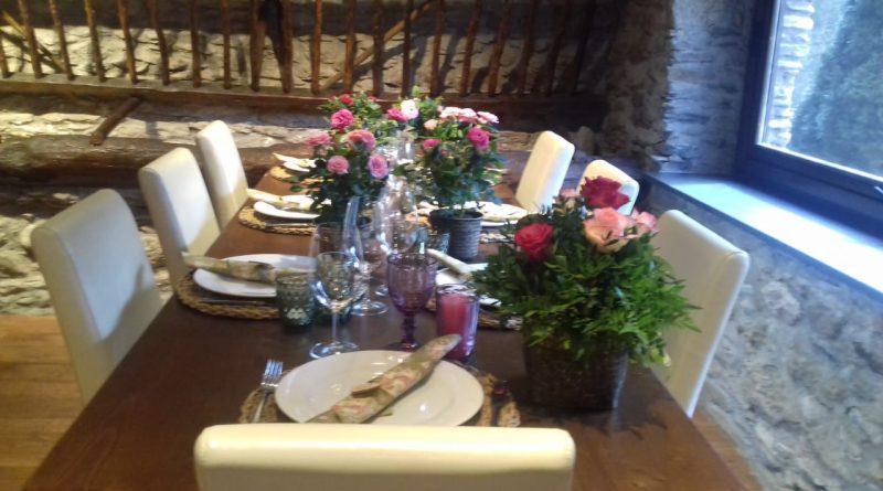 La primavera ha arribat a Andorra i és hora de gaudir-la al màxim anat a dinar o sopar a la Borda Xixerella Restaurant a Erts direcció Pal deban del Càmping Xixerella