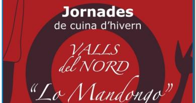 La 12.ª edición de Lo Mandongo te invita al Restaurant Borda Xixerella en Erts La Massana para degustar menús y recetas con la carne de cerdo como protagonista jornadas de cocina de invierno Lo Mandongo