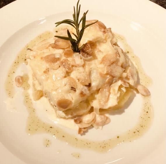 Un dels millors llocs per menjar a Andorra bacallà amb crema de porros està a Erts i es diu Borda Xixerella