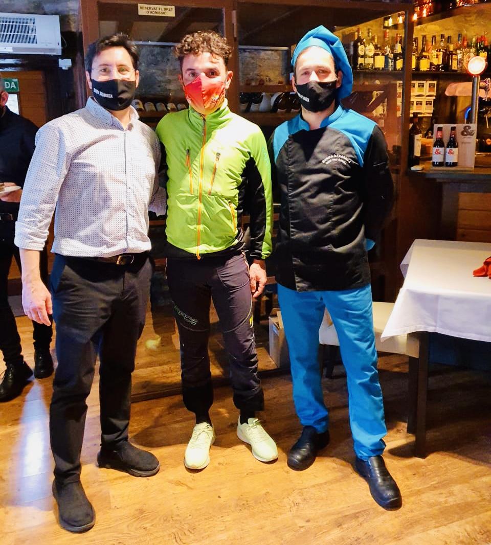Gràcies per la teva visita - Avui ens ha visitat Purito Rodríguez - Joaquim Rodríguez Oliver anomenat Purito, és un exciclista de ruta espanyol, professional des de 2001 fins a 2016
