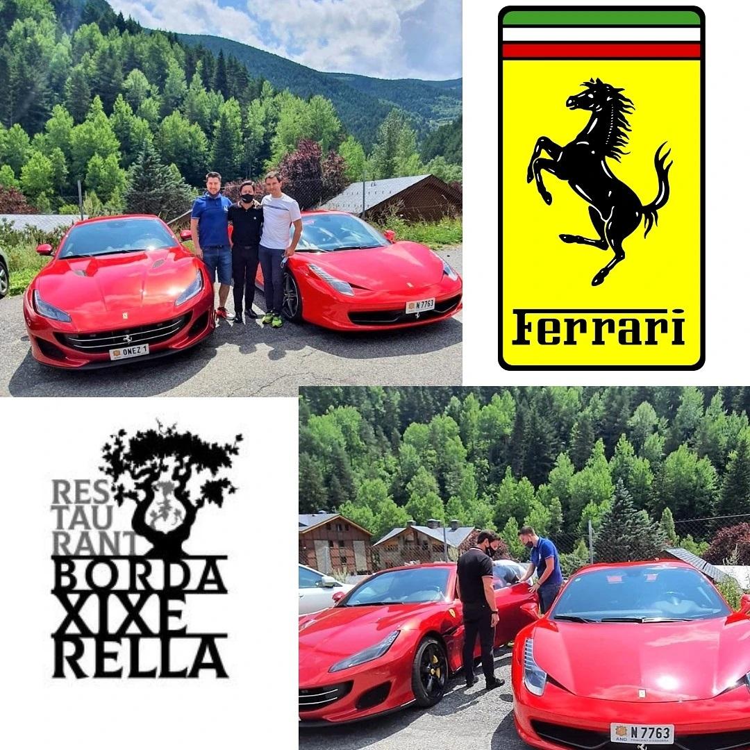 Borda Xixerella #xixerella #bordaxixerella #andorre #andorra🇦🇩 #erts #bordatipica #barbecue #bbq #dryagedbeef #ferrari #ferrarif40 #ferrariportofino #ferrariroma #supercar #cars #supercars #luxury #digitalinfluencer #ferrariclub #ferrarif1 #ferrariclassic #ferrarilovers #ferraritestarossa.